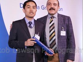 柳森老师在英国伦敦亲历WSET Diploma毕业典礼