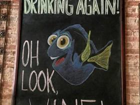 有意思的葡萄酒图片