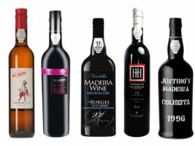 马德拉葡萄酒