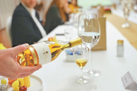 WINE LOVERS DEVELOP A THIRST FOR KNOWLEDGE