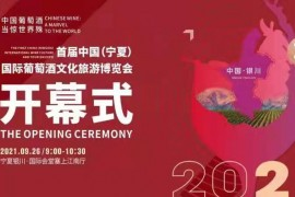 首届中国(宁夏)国际葡萄酒文化旅游博览会在银川开幕